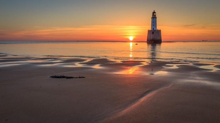 Derek Gray: sunrise