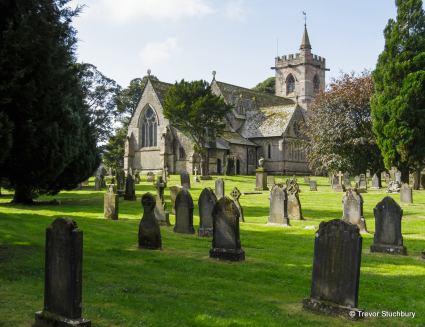 Trevor Stuchbury St Lawrence's Church Cumbria