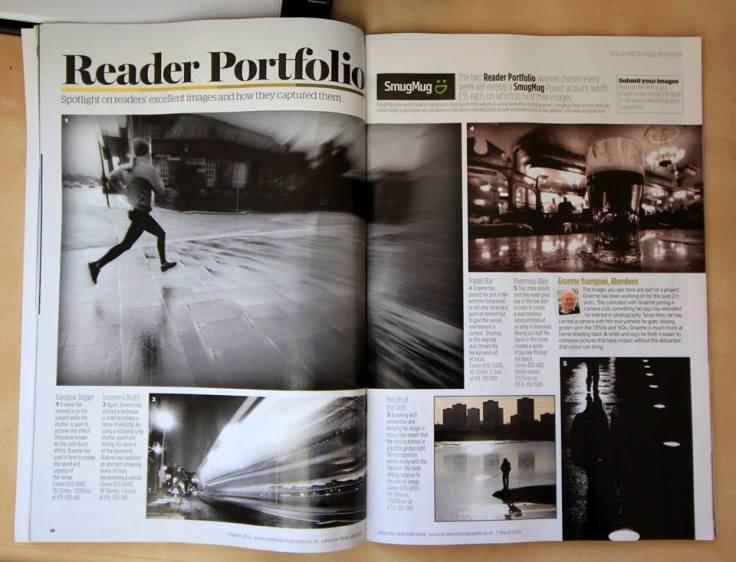 Graeme Youngson in Amateur Photographer